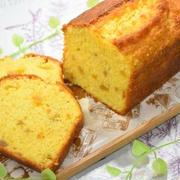 【大洲市ええモンセレクションモニター】ゆねりとアーモンドのパウンドケーキ