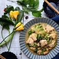 鶏むね肉と春キャベツの味噌マヨ炒め♡【#簡単レシピ#おかず】