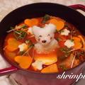デコトマトミルフィーユ鍋♡くまちゃん入り?! by シュリンピさん