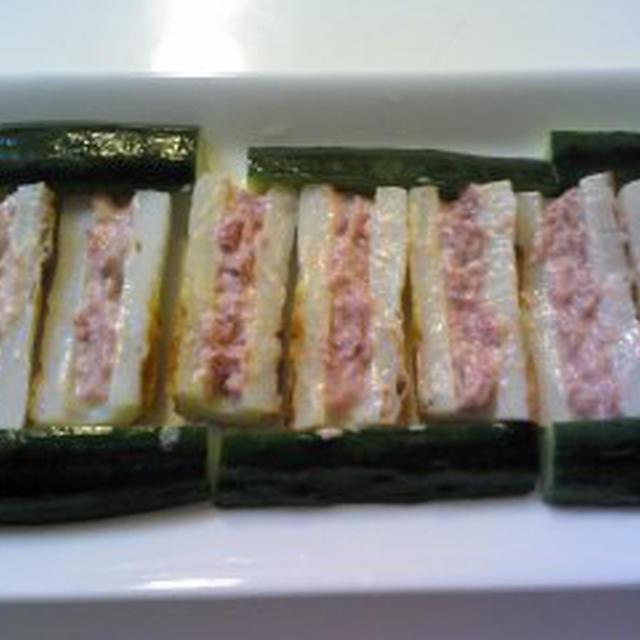 レシピ簡単七夕おつまみ