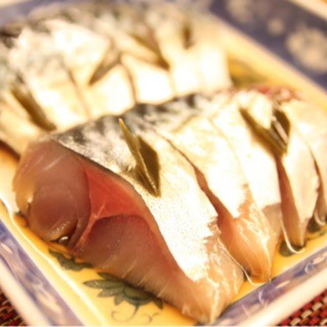 おばあちゃんレシピ☆しめ鯖