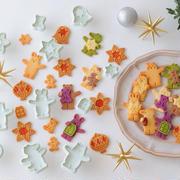 激カワ『クリスマススタンプクッキー型』