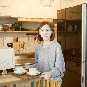 昭和感満載のキッチンをお洒落にするには?~つきさんの「世界一楽しいわたしの台所」
