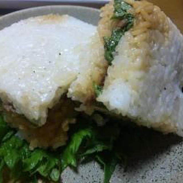 ご飯DE~ライス焼肉サンド              (キッチン ラボ)