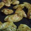 鶏胸肉でタンドリーチキン風。