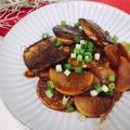 鯖と大根のコチュジャン照り焼き