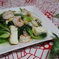 エビと野菜の中華旨煮