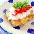 さっぱりトマトおろしのチキンソテー♪ by みぃさん