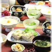 【レシピ】レンチンですぐ!白菜の肉みそ重ね蒸し。と 献立。とまた年明け!