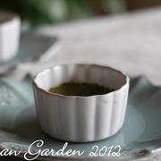 抹茶のクレームブリュレ レシピ