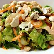 キャベツと人参の温野菜サラダ&今年もCalbee大収穫祭2018が届いて♪