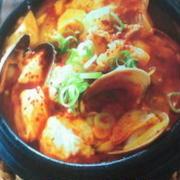 コウケンテツさんレシピの「チゲ鍋」&「チャプチェ」