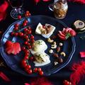 ブルゾンちえみをイメージ。ハニーナッツと、デザートワンプレート盛 by 青山 金魚さん