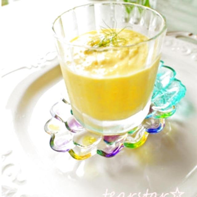夏野菜レシピ【生とうもろこしのコーンスープ】