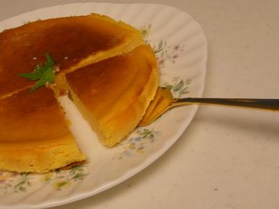 サワークリームチーズケーキ