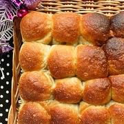 ホシノ天然酵母のちぎりパン