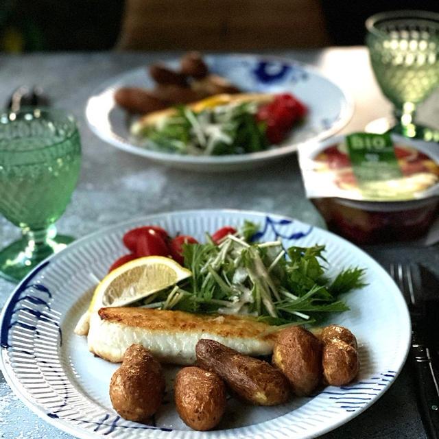 魚のソテーをおいしく作るコツ(コストコの冷凍ティラピア使用)