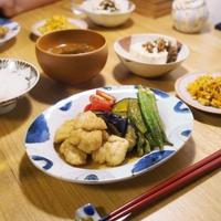 【米油部】夏野菜とささみの南蛮漬けごはん