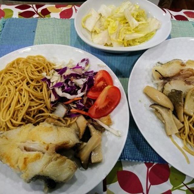 秋の色 ビーツの酢漬け ~ 白菜大量消費 ~ オヒョウ ソテー