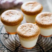 Castella Pudding Cake (カステラプリン)
