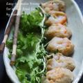 冷凍魚介ミックスで作るエスニックなさつま揚げ by Runeさん