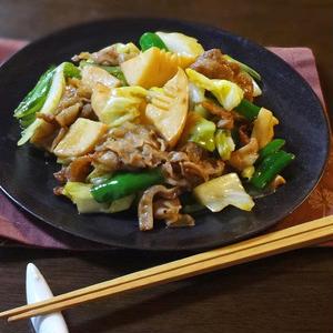 定番の味以外も試したい♪たけのこの中華風レシピ