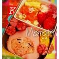 モモジリ♥キャラ弁