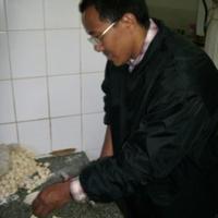 チベットで習った餃子