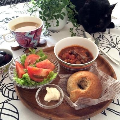 パンとスープと猫日和♪