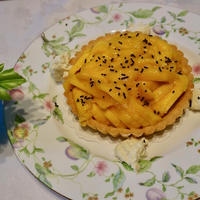 GW会津食べ歩き・マンゴタルト♪ Mango Tart