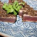 鮪のペッパーステーキ by OKYOさん