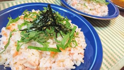 【レシピ】旬★夏限定★おもてなしにも【サーモンと新生姜の散らし寿司】