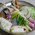 松茸入りの彩りおでん by Amaneさん