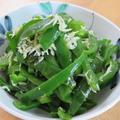 簡単和総菜☆ピーマンとしらすの白だし炒め by kaana57さん