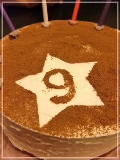 チョウナン* 9歳のお誕生日