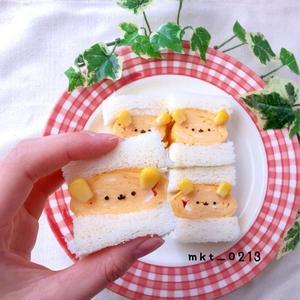 春の外ランチにもぴったり!ふっくら美味しい「#厚焼き玉子サンド」