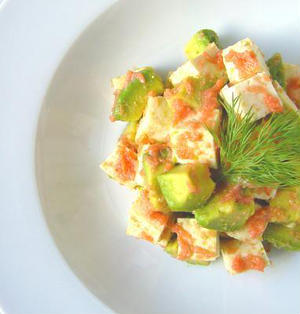 野菜がおいしくいただける♪抱えて食べたい「明太マヨサラダ」
