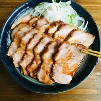 めっちゃ簡単な焼豚と、ムスメ苺ジャムを作るの巻。