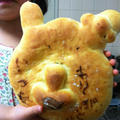 母の日 うさぎパン