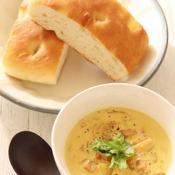クリーミーカレースープ