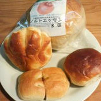 ノルトエッセンのパン
