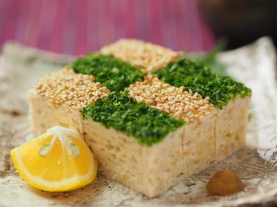 電子レンジで作る簡単正月料理、松風焼き & 鍋レシピコンテスト