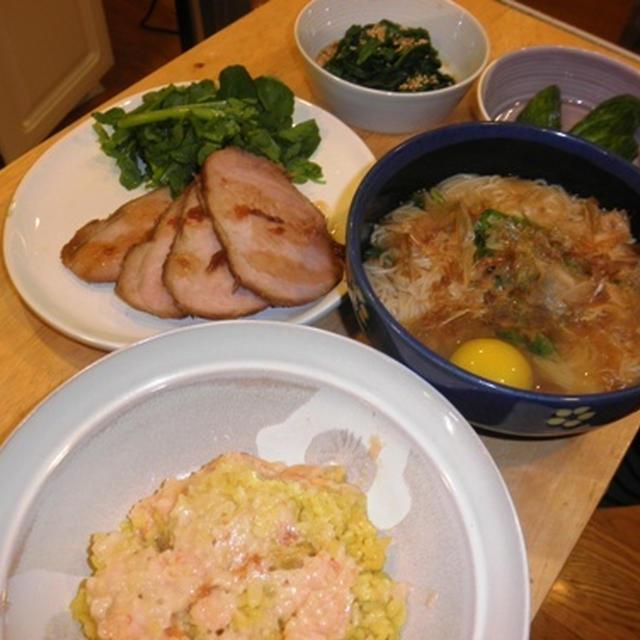 お節料理の買い出し ~ 煮豚とマンゴゼリー
