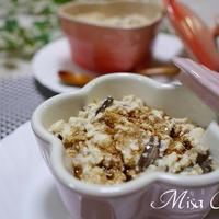 ツナと豆腐の茶碗蒸し