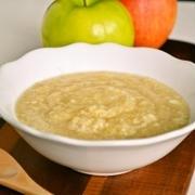 【ハンガリー風 アップルジンジャースープ】ふんわりたまごがおいしい!