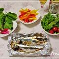 ☆地元野菜&鯵のホイル焼き☆ by Anne -アンネ-さん