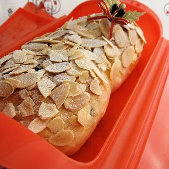 ルクエレンジパン?木の実たっぷりシュトーレン?