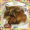 カジキマグロと玉ねぎの照焼き(レシピ付)