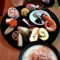 お雑煮 ~ 西京味噌のまったりとした甘みが美味しい