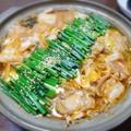 【家ごはん】 鍋いろいろ♪ [レシピ] もつ鍋 / 焼売鍋 *焼あごだし鍋つゆ *赤から鍋スティック